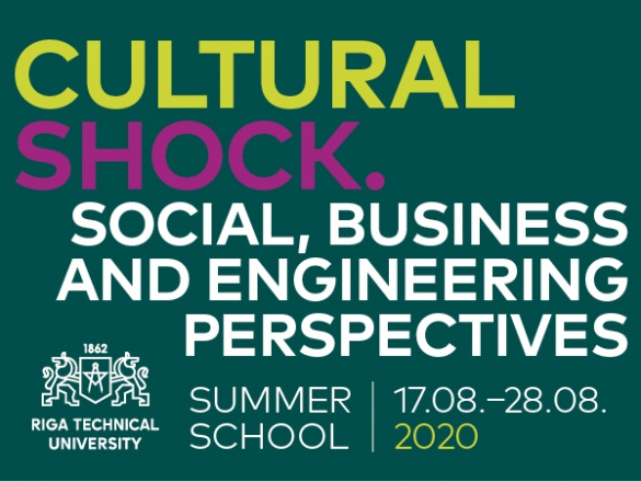 RTU - Cultural Shock. Social, Business and Engineering Perspectives