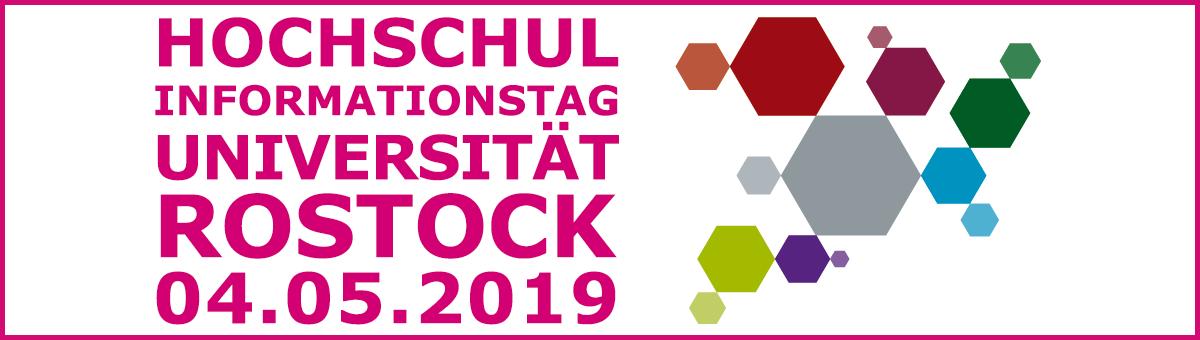 Hochschulinformationstag Universität Rostock