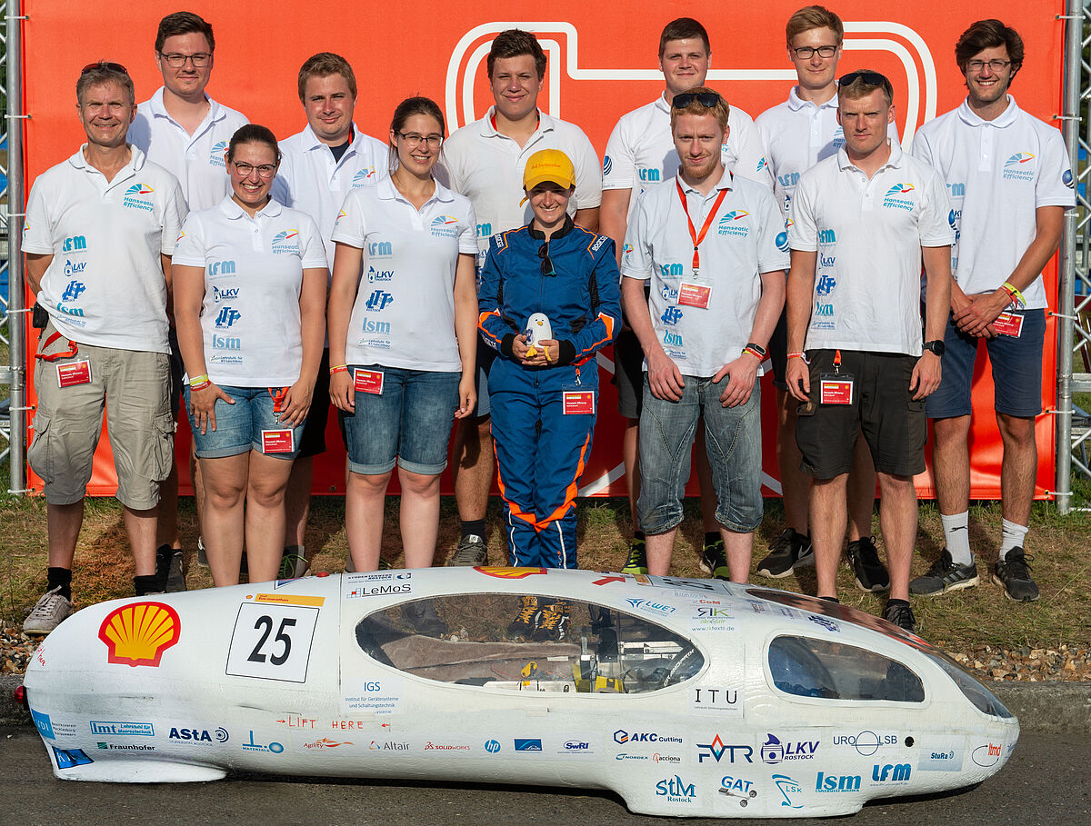 Hanseatic Efficiency Shell Eco-marathon Teams