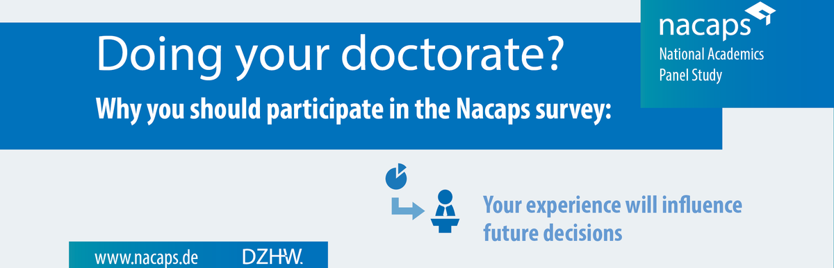 Nationwide study of doctoral candidates